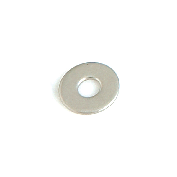 D5x1,2x15 mm washer A2