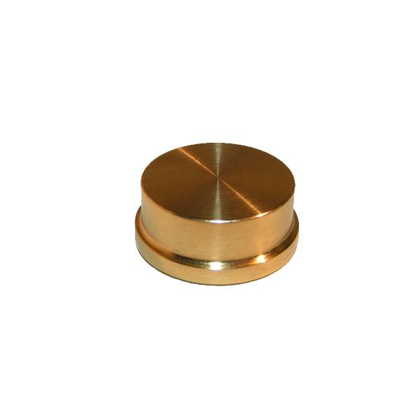 Brass piston